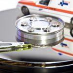 Notfall Festplatte