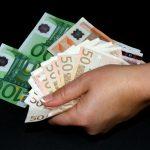 Frage des Geldes